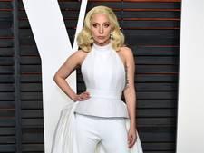 Lady Gaga treedt op tijdens halftime-show Super Bowl