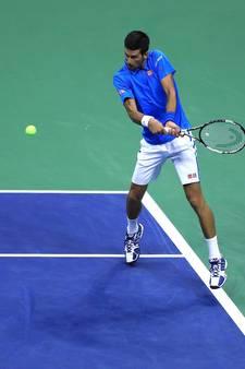 Opsteker voor Novak Djokovic in New York