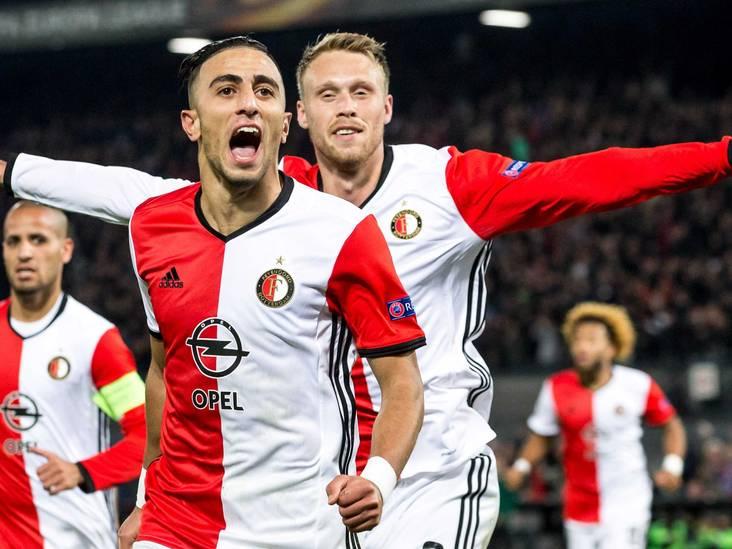 VIDEO: Feyenoord op koers overwinteren na lastig duel met Zorja