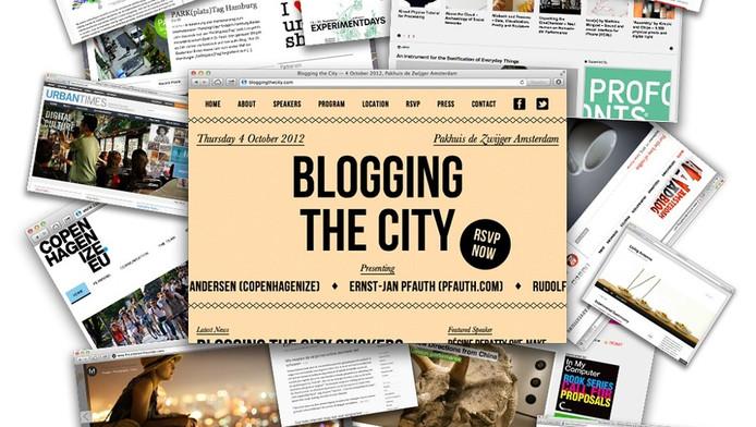 Uit binnen- en buitenland komen 15 bloggers naar Pakhuis de Zwijger
