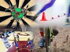 Sport vandaag: Derby van het Oosten en NK schaatsen