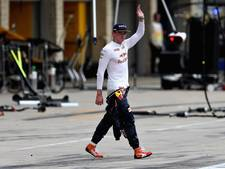 Verstappen valt uit in GP van Verenigde Staten