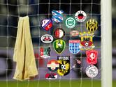 Voorbereiding Eredivisie: programma en uitslagen