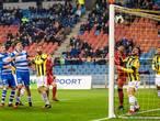Keeper Van der Hart laat PEC bijna ontsnappen