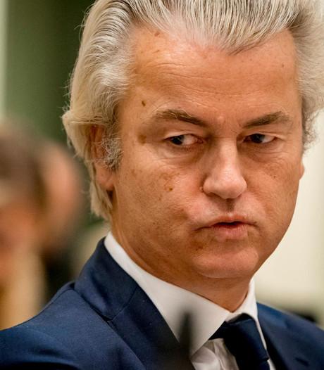 'Als je PVV'er bent, dan ben je de klos'