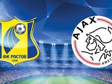 Haalt Ajax de groepsfase van de Champions League?
