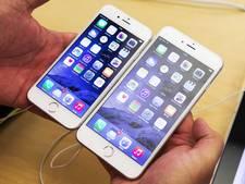 Apple verkoopt meer iPhones dan verwacht