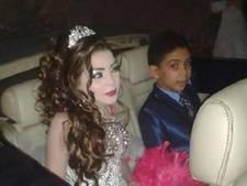 Verloving 11- en 12 jarige zorgt voor ophef in Egypte