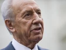 Voormalige Israëlische leider Peres (93) overleden