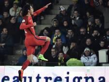 Cavani op schot voor Paris Saint-Germain
