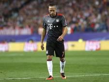 Ribéry start volgende week met individuele training