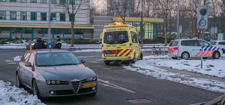 Fietser gewond bij aanrijding in Arnhem