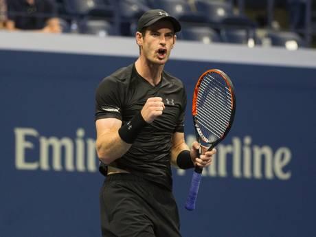 Andy Murray en zussen Williams door op US Open