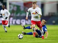 RB Leipzig blijft koploper van de Bundesliga