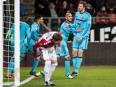 Kramer redt punt voor Feyenoord na spektakelstuk in Utrecht