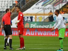 Eén wedstrijd schorsing voor Bruma na rood