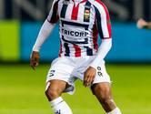 Funso Ojo haakt geblesseerd af bij Willem II