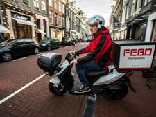Febo gaat patat aan huis bezorgen in Amsterdam