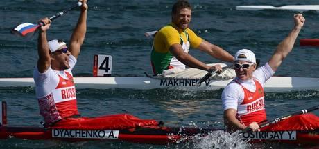 Russische kanovaarders kunnen Rio vergeten