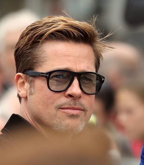 Brad Pitt werkte vrijwillig mee aan drugstest