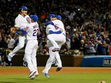 Chicago Cubs na ruim 70 jaar in World Series