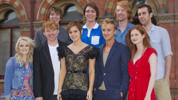 De Harry Potter-acteurs.