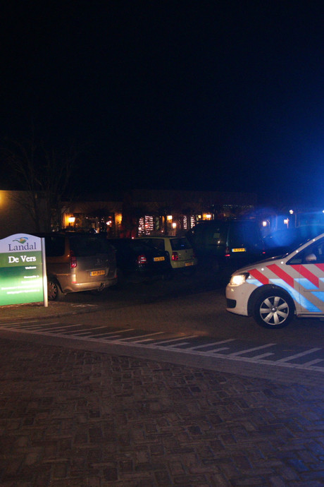 Gewonde bij gewapende overval op recreatiepark Landal in Overloon