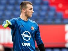 Feyenoord verlengt contract doelman Bijlow tot 2021