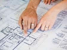 Plan voor flats boven HEMA en Rabobank in Malden