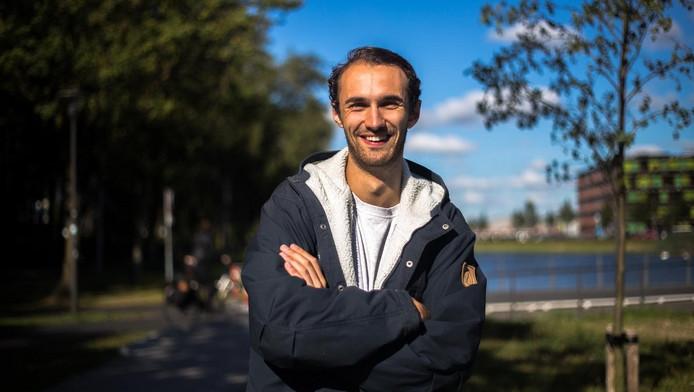 Martijn Visser hoopt twee jaar lang jongerenvertegenwoordiger van de VN te worden.