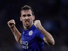 Fuchs verlengt contract bij Leicester City