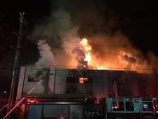 Misschien wel 40 doden door brand feestpakhuis Oakland