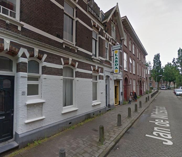 De coffeeshop in Bottendaal.