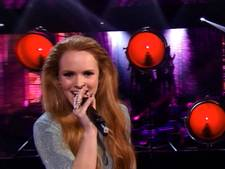 Isabel Provoost naar derde liveshow The Voice of Holland (video)