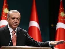 Erdogan tegen Duitse tv: Turkse bevolking wil doodstraf