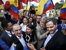 Strijders FARC leggen vannacht definitief de wapens neer