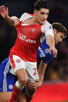 Zeer sterk Arsenal overklast matig Chelsea