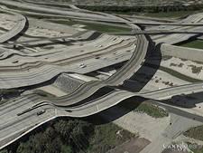 De vreemdste wegen op Google Earth