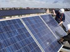 Weer geen subsidie voor zonnepanelen West Maas en Waal