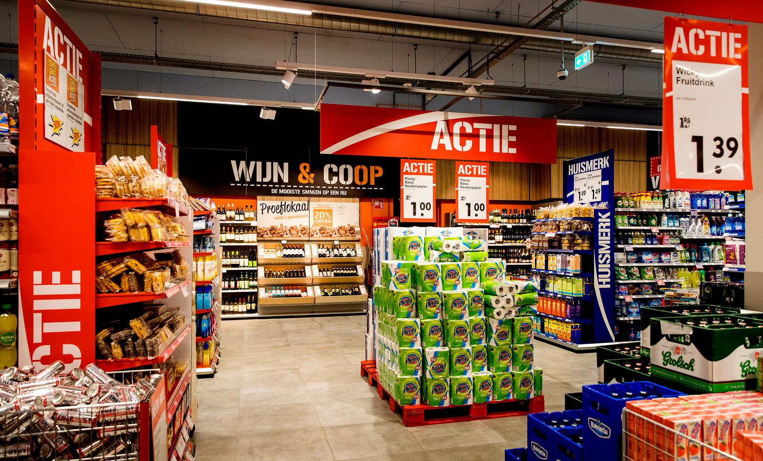 Supermarkt startpagina met aanbiedingen en acties Supermarkt aanbiedingen folders en winkels