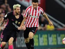 LIVE: Rakitic kopt Barça naar voorsprong in Bilbao