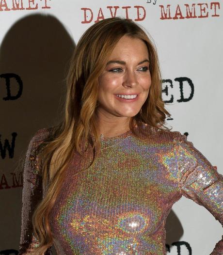 Lindsay Lohan wil relatieproblemen toch privé houden