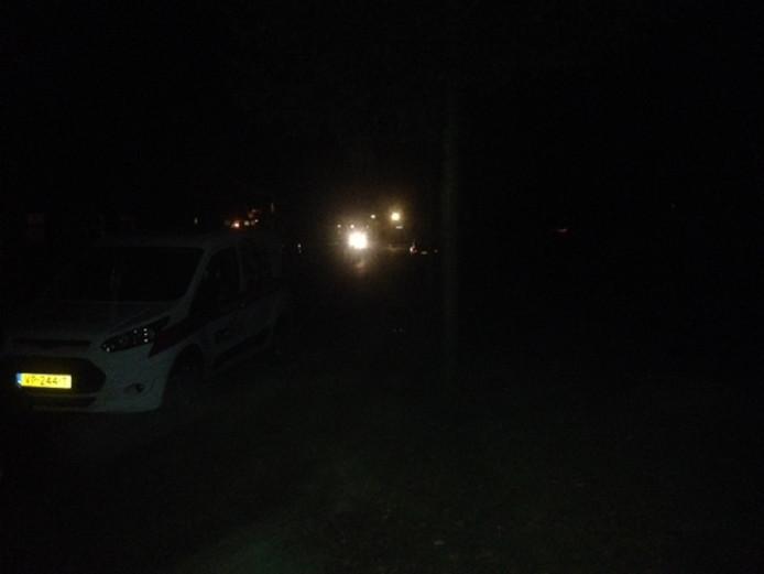 Het was de voorbije avonden aardedonker in straten van Eibergen, Neede, Rekken en Rietmolen.