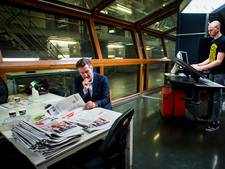'Een vijfde mediabedrijven zit in Amsterdam'
