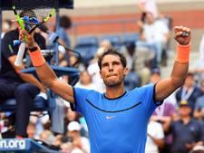 Nadal zonder problemen verder in US Open
