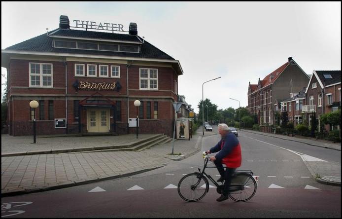 Het Badhuis in Nijmegen, thuisbasis van Kwatta.