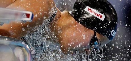 Kromowidjojo bereikt finale 50 meter vrij