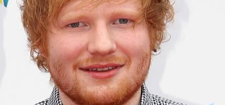 Ed Sheeran koopt varkensbeeld dat op hem lijkt