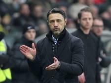 Frankfurt langer door met trainer Kovac