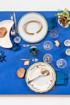 Voedselstillevens en fooddesign bij Mesdag